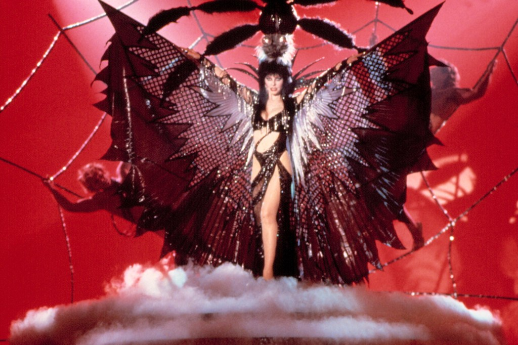 Elvira circa 1988