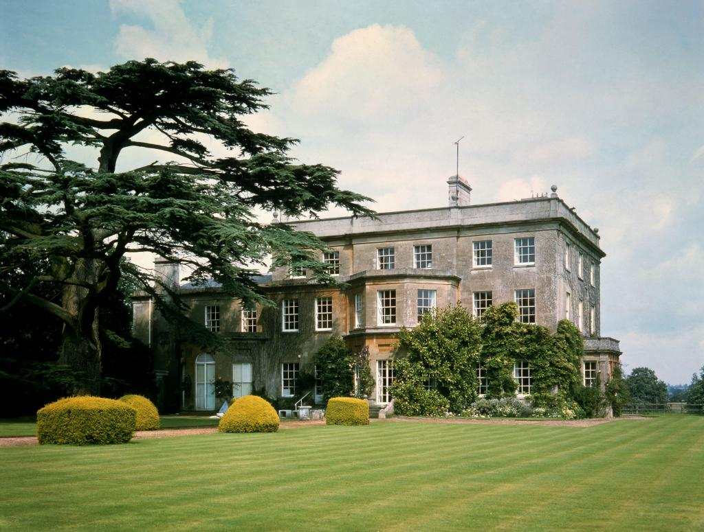 Highgrove House near Tetbury in Gloucestershire has been the private residence of The Prince of Wales since 1980.