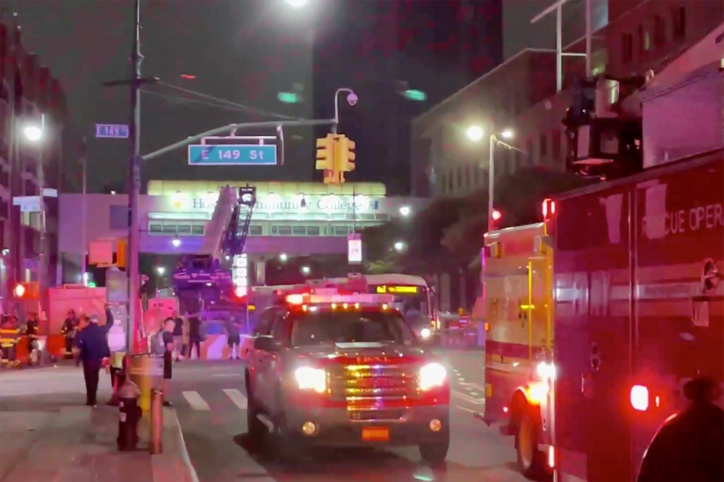 Two subway trains got stuck in the Harlem River tunnel when a power outage caused service disruption along several lines on Aug. 29.