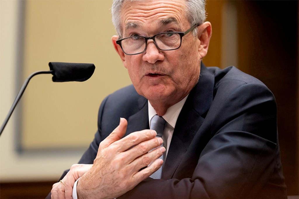 Federal Reserve Chair Jerome Powell gave his remarks to Congress as a response to the COVID-19 pandemic and the resulting economic crisis.