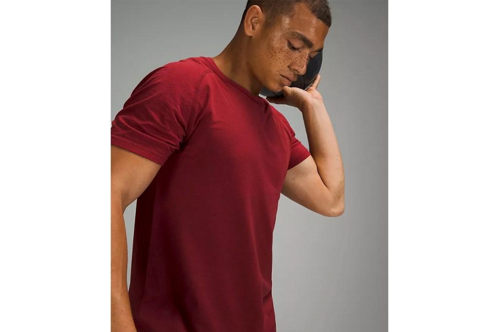 lululemon Metal Vent Tech Short Sleeve Shirt 2.0