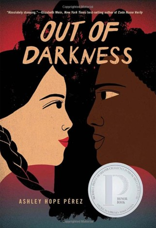 """The book """"Out of Darkness"""" by Ashley Hope Perez uses the term """"cornholing"""" as a euphemism for anal sex."""