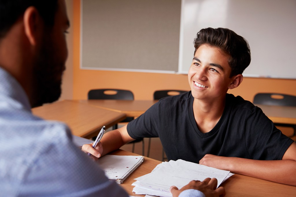 """Mara Koffman, co-founder of Braintrust Tutors, said communication is the """"heart of any great relationship' between a tutor and client."""