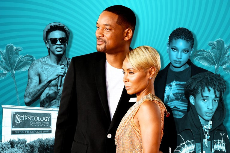 Why Will and Jada are the worst: Scientology kids school, more