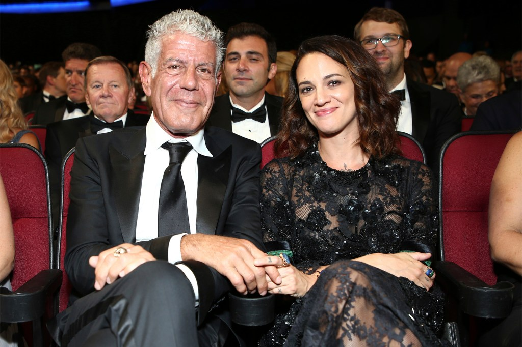 Anthony Bourdain and Asia Argento had a volatile relationship.