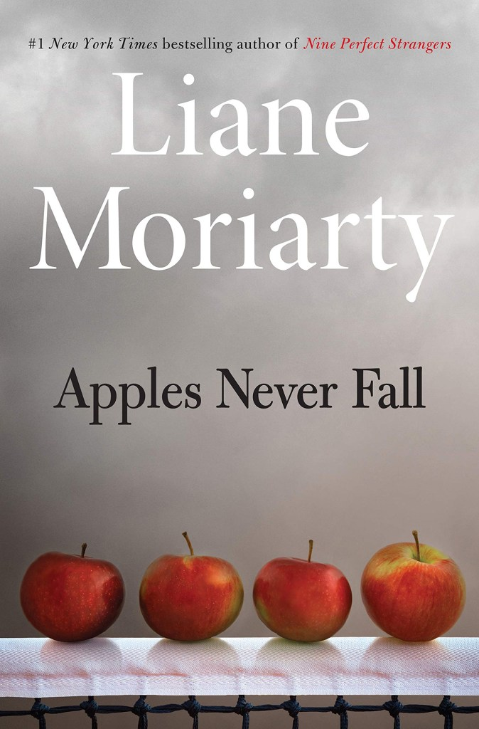 cover of apples never fall