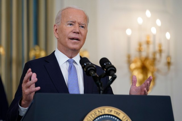 President Joe Biden's are in jeopardy after progressives and moderate Democrats continue to negotiate.