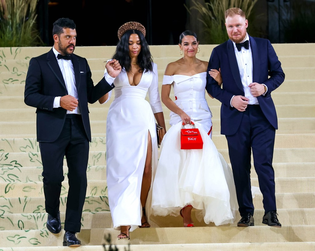 The 37-year-old fashionista who made waves at the Met Gala with Democratic-Socialist AOC last week is a notorious tax deadbeat with unpaid debts dogging her in multiple states.