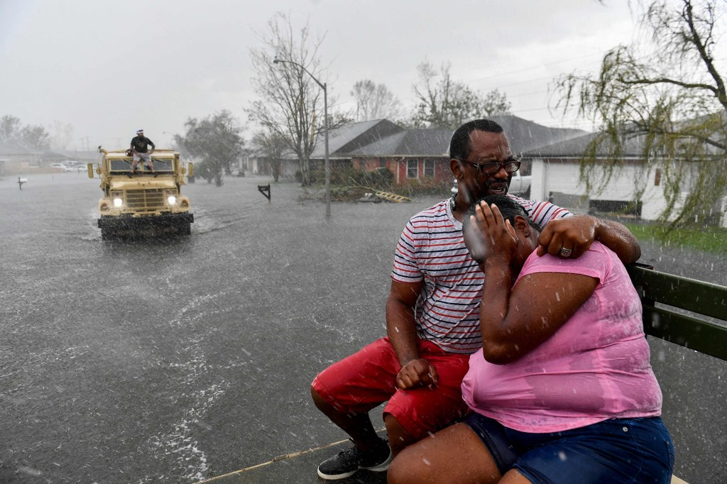 Hurricane Ida victims