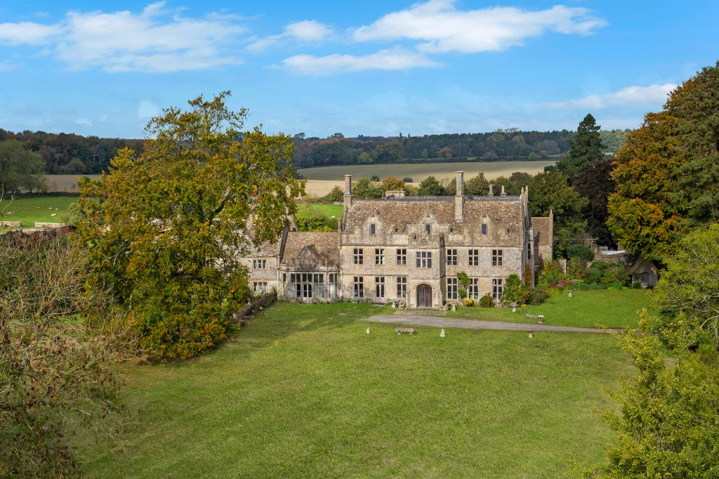 Elmestree Estate is considered a Grade II listing and is situated on 117 acres of land.