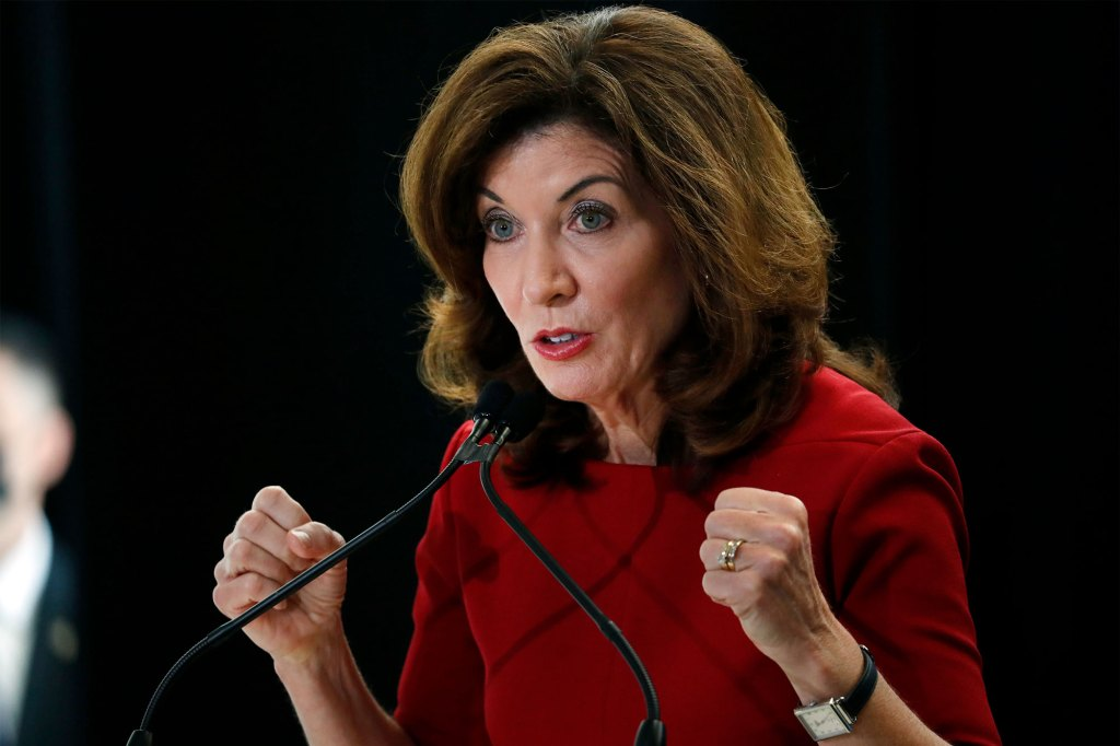 Gov. Kathy Hochul called on the state legislature to expand the moratorium after the Supreme Court struck down the federal ban on evictions.