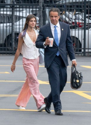 Former Gov. Andrew Cuomo resigned in disgrace in August.