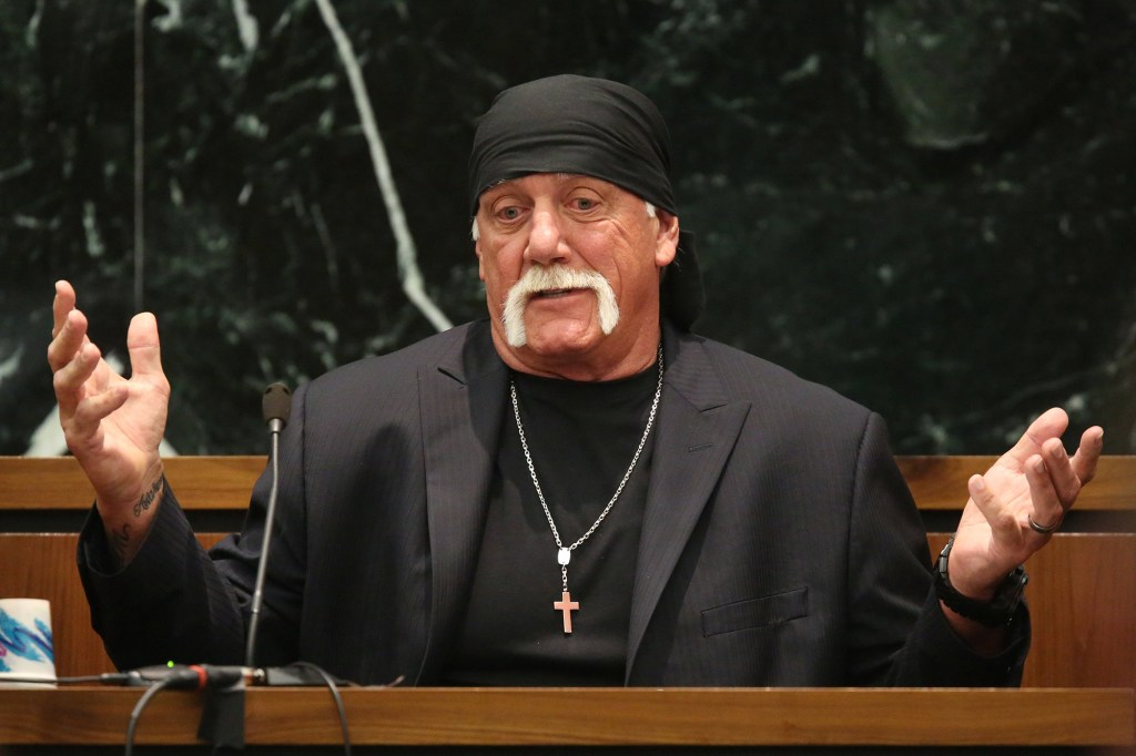 When former wrestler Hulk Hogan filed a lawsuit against Gawker for publishing portions of his private sex tape, Thiel secretly contributed $10 million to his legal costs.