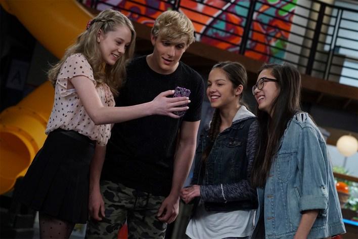 "Paul starred on the Disney Channel series ""Bizaardvark,"