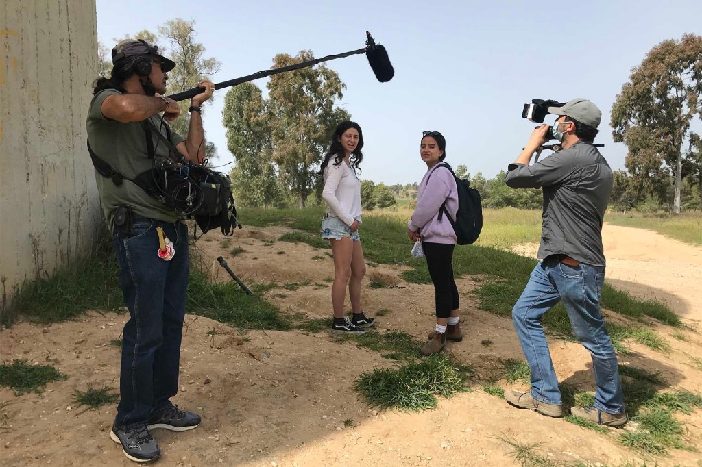 Kent and her production crew followed Jamie Gartenberg to Tel Aviv, Israel during  the 19-year-old's gap year trip.