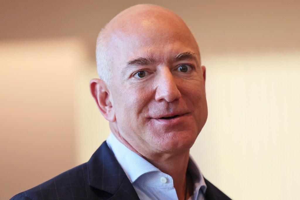 Jeff Bezos is worth $197 billion.
