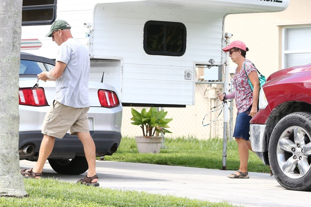 Brian Laundrie's parents have not come forward with any information as their son returned to the Florida residence alone following the trip.