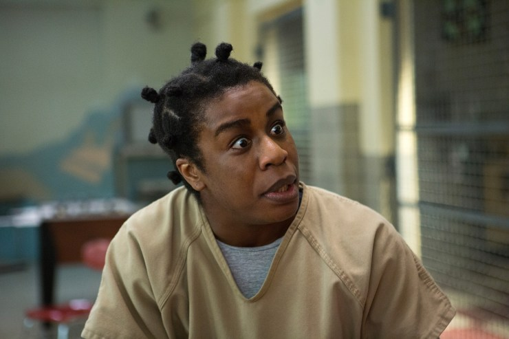 """Uzo Aduba played the character in """"Orange Is the New Black."""""""