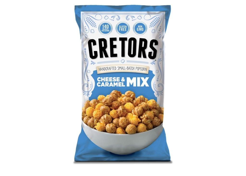 G.H. Cretors Cheese & Caramel Mix Popcorn (12-Pack)