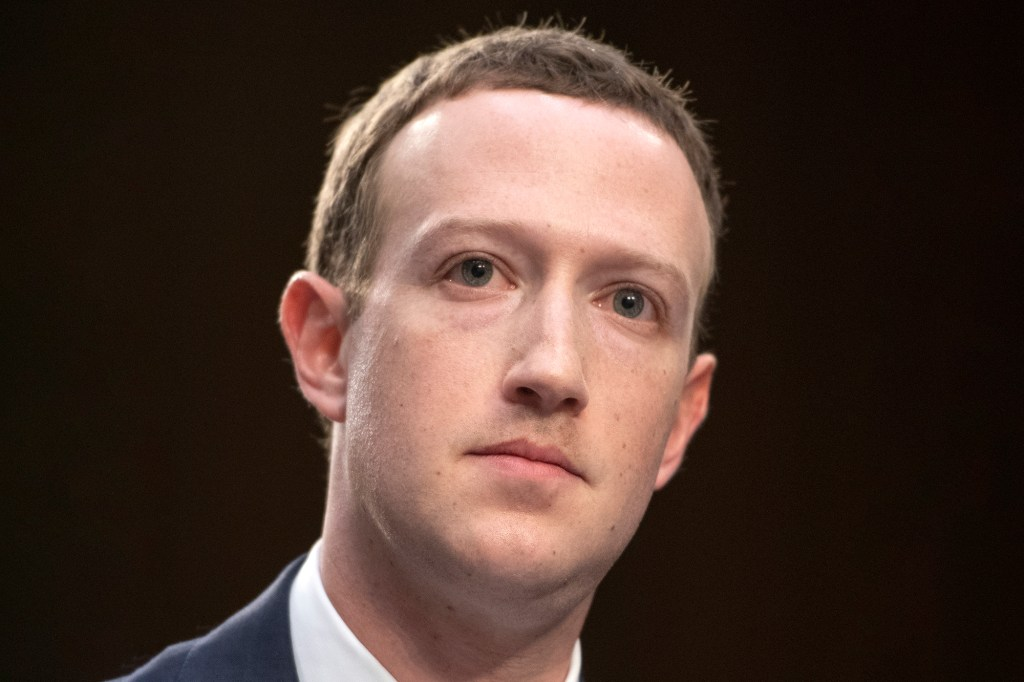 THE ADMIRER: Mark Zuckerberg says he learned from Thiel — to cut out friend Eduardo Saverin.