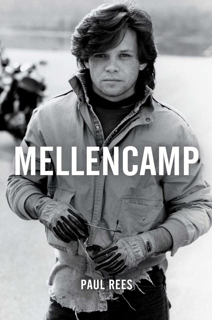 cover of mellencamp