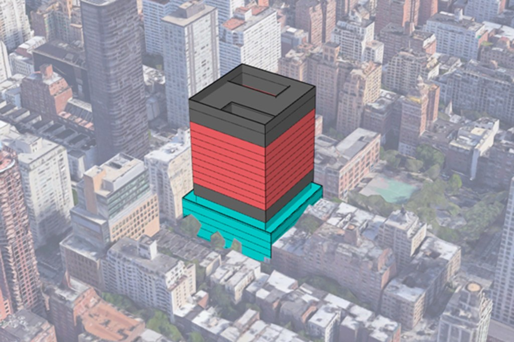 The commission's 8-2 vote Wednesday would allow the Blood Center to tear down its East 67th Street building and replace it with a 334-foot tower.