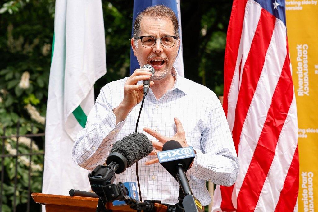 NYC Councilman Mark Levine