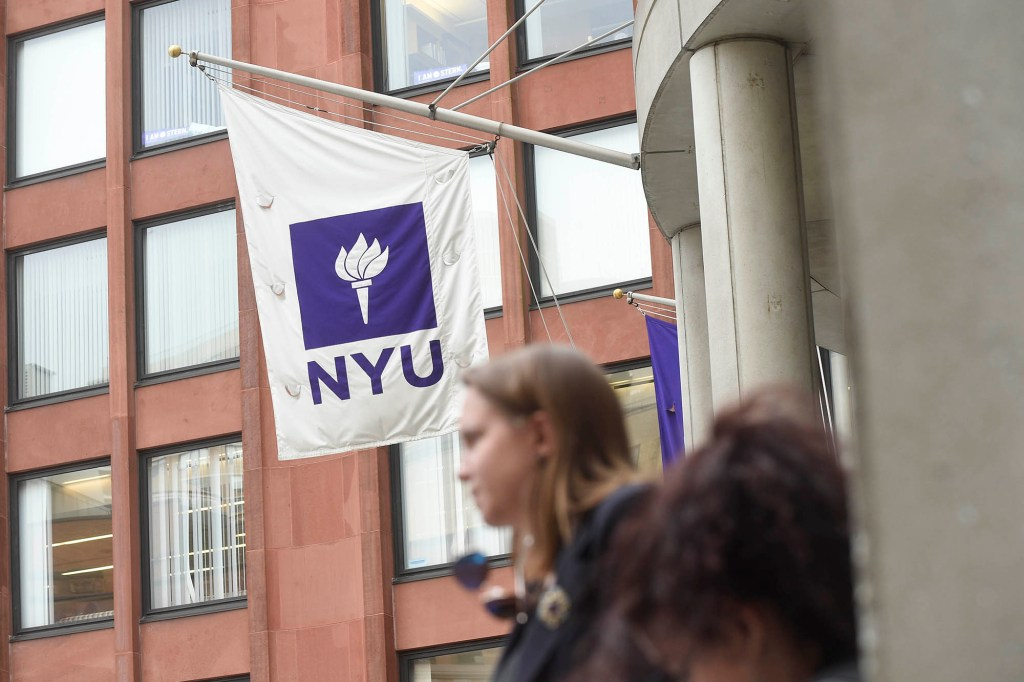 James White is believed to have targeted NYU students.