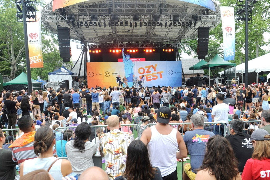 Ozy Fest.