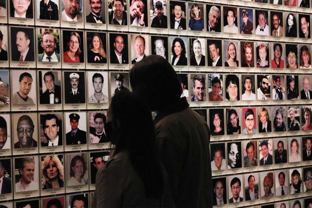 """""""Rebuilding Hope: The Children of 9/11""""debuts Tuesday on Discovery+."""