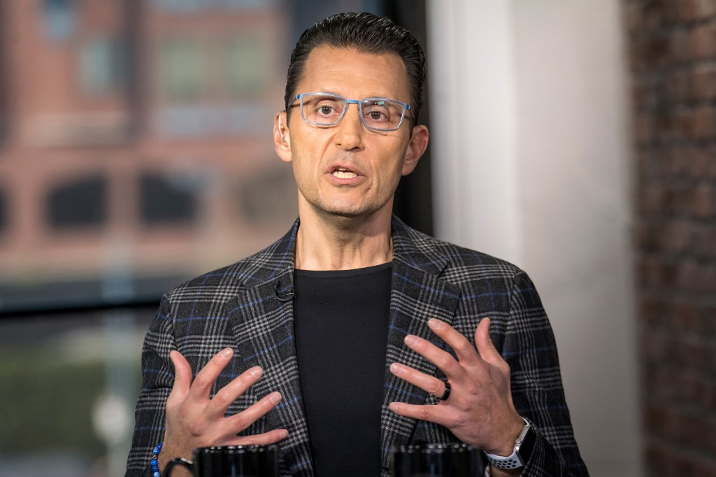 """""""Expanding our platform to be at the center of small and mid-market business growth helps them overcome their most important financial challenges,"""" said Intuit CEO Sasan Goodarzi."""