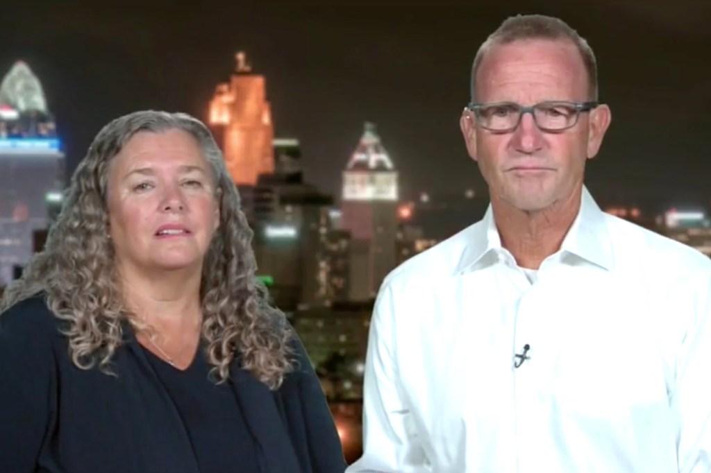 Cathy and Stuart Scheller Sr.