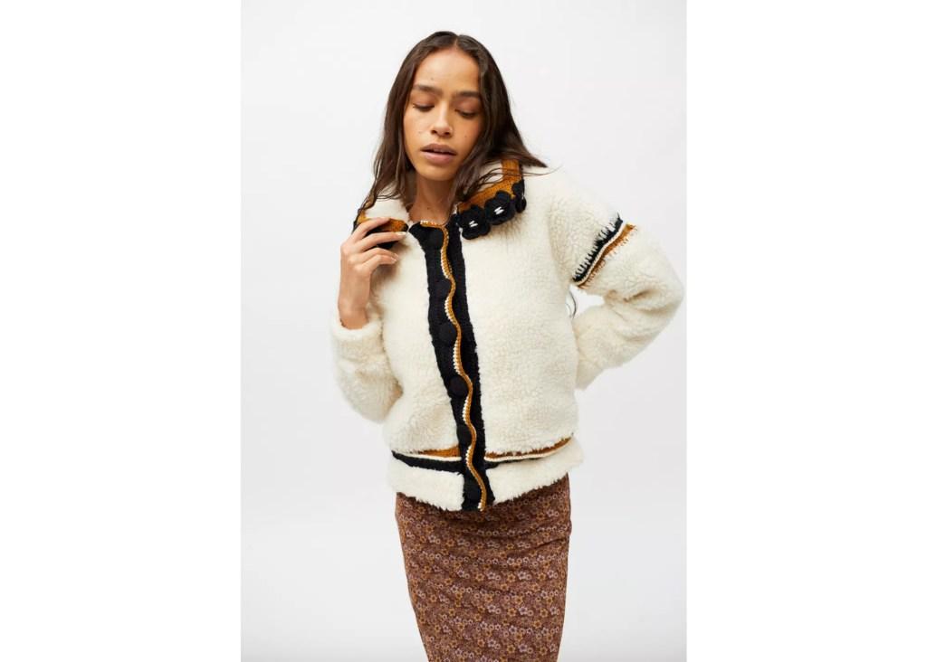 Tach Clothing Belen Sherpa Jacket