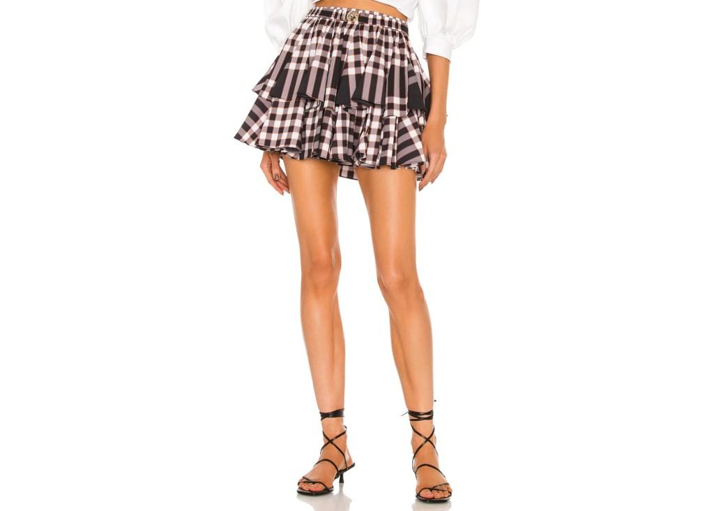 Caroline Constas Reign Skirt
