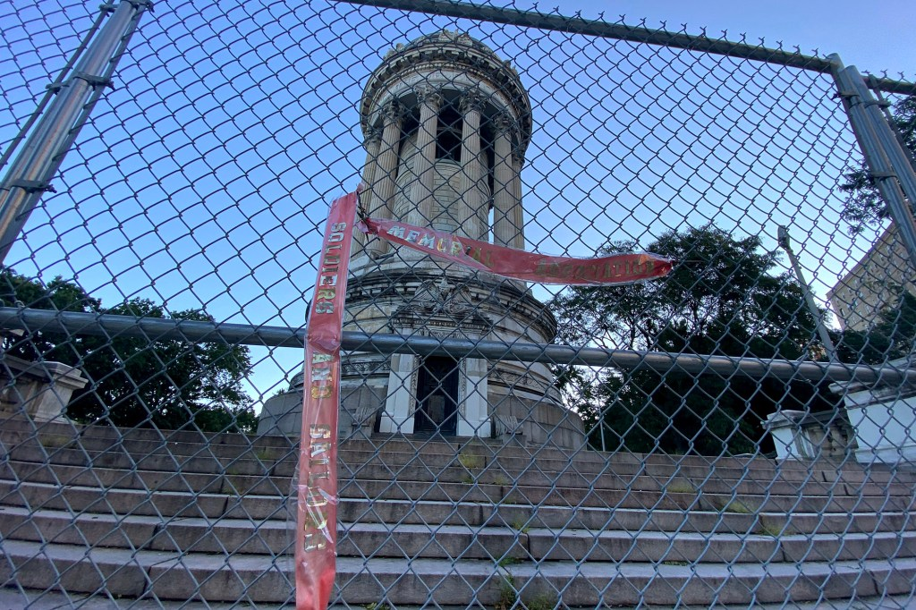 No money will go into fixing the Soldiers' and Sailors' Monument, despite a distressing city report in 2017 that found the historic memorial beset by safety and structural issues.