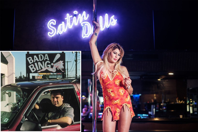 Yes, you can get a dance at the original Bada Bing!