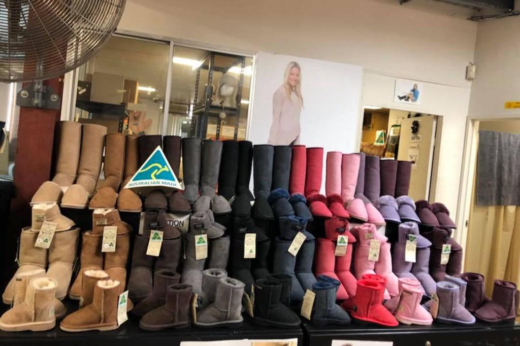 eddie oygur's boots