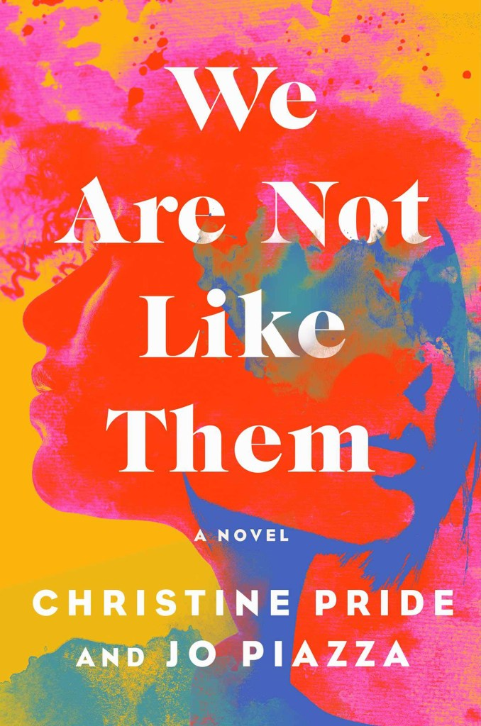 cover of we are not like them