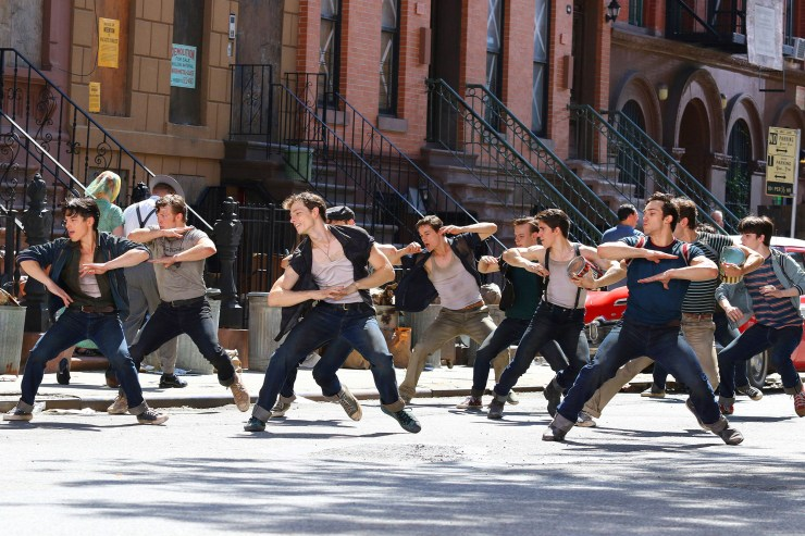 Spielberg's 'West Side Story' remake has love, 1950s fashion and Rita Moreno
