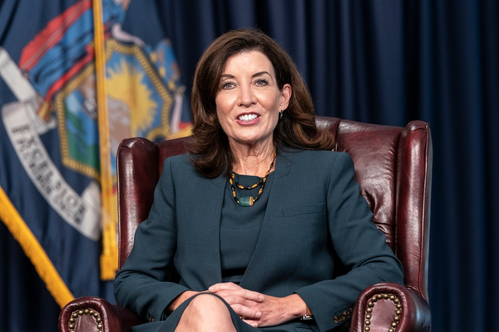 """Despite initially having """"warm feelings"""" toward Gov. Kathy Hochul, Jumaane Williams has reportedly changed his opinion on the current Governor."""