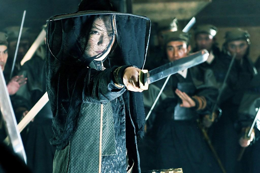 14 BLADES, (aka GAM YEE WAI, aka JIN YI WEI), Wei Zhao, 2010.
