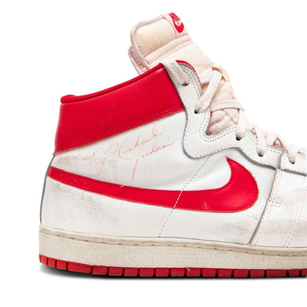Nike Air Ships Michael Jordan