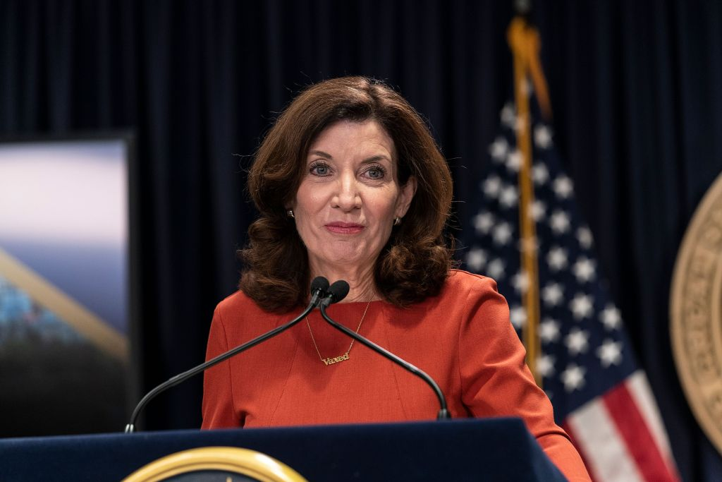 According to sources, Governor Kathy Hochul has also announced plans to seek reelection in 2022.