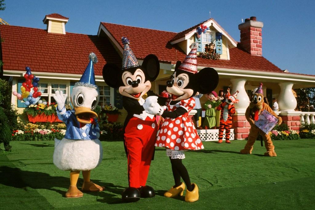 Mickey's Birthdayland at Magic Kingdom Park.