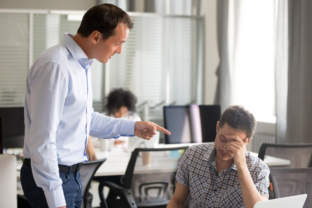 """Instances such as the COVID pandemic made employees less willing to work with a """"snarky co-worker or nasty boss,"""" according to workplace coach Heather Hansen."""