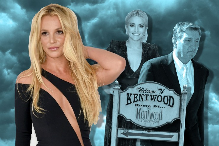Britney Spears' family has a long, dark history of locking women up