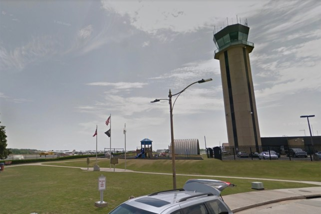 DeCalb Peachtree Airport in Atlanta, Georgia.