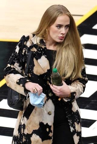 Adele in 2021