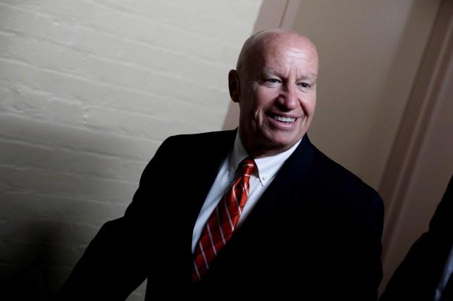Representative Kevin Brady.