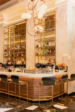 """This contemporary restaurant """"pulls inspiration from European culinary traditions and modern American techniques."""